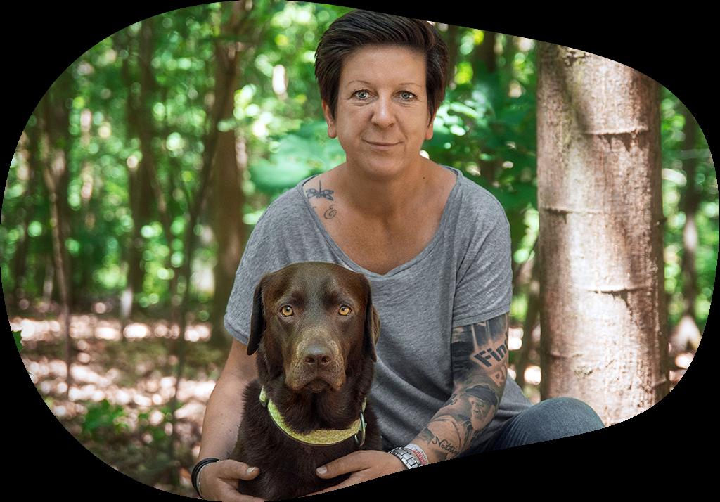 Denise Schreiber, Hundeverhaltenstherapeutin Königs Wusterhausen / Berlin